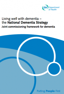 Joint commissioning framework for dementia
