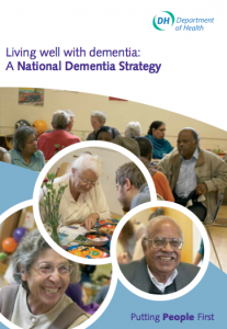 Living well with dementia: a National Dementia Strategy