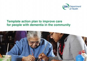 Template action plan to improve care for people with dementia in the community