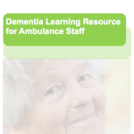 Dementia learning resource for ambulance staff