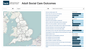 Adult Social Care Outcomes website