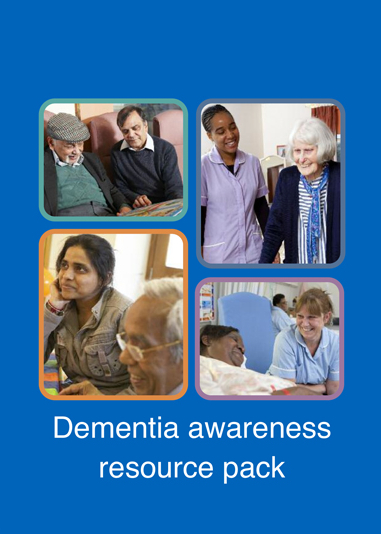 Dementia awareness resource pack