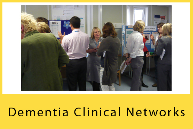 Dementia Clinical Networks discussion paper