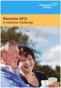 Dementia 2012: A national challenge