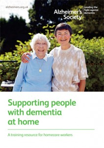 New dementia training DVD launched for homecare workers