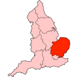 East of England