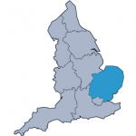 East of England region