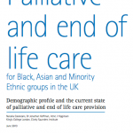 Palliative and end of life care for Black, Asian and Minority Ethnic groups in the UK