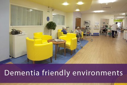 Apply for funding to create dementia friendly environments dementia partnerships for Capital home staging and design