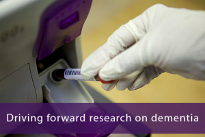UK drives international research on dementia