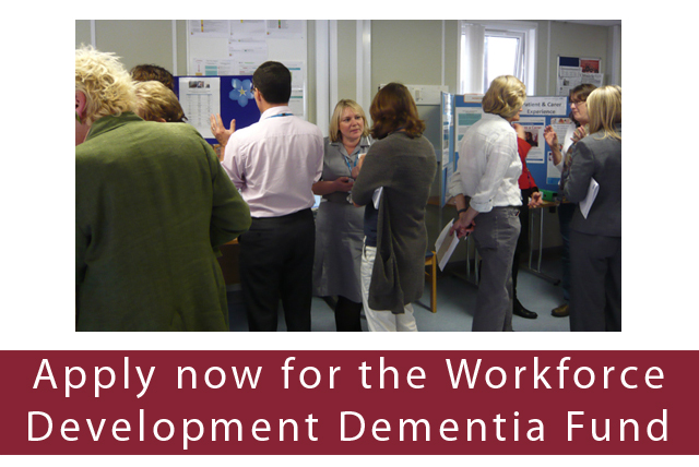 £2.4m funding for dementia workforce development