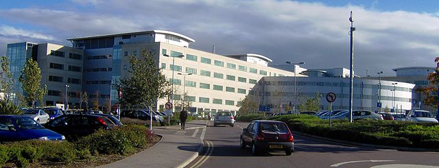 Great Western Hospital, Swindon