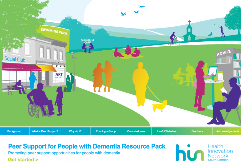 Dementia Peer Support Resource Pack