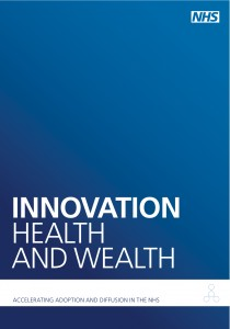 Innovation Health and Wealth