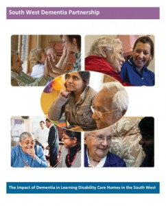 The impact of dementia in learning disability care homes in the South West