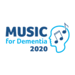 Music for dementia 2020 logo
