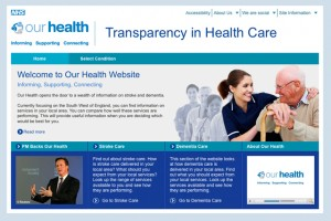 Ourhealth: informing, supporting, connecting