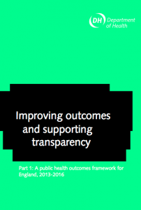 Public Health Outcomes Framework
