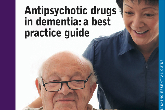 Guide to antispychotic drug use in dementia care