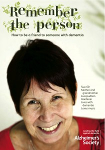 Dementia Awareness Week - Remember the person