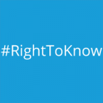 Right to Know campaign