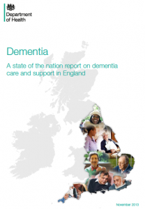 Dementia: A state of the nation report on dementia care and support in England
