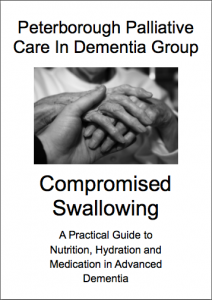 Download Compromised Swallowing: A Practical Guide to Nutrition, Hydration and Medication in Advanced Dementia