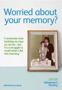 Worried about your memory?