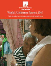 World Alzheimer Report 2010 cover
